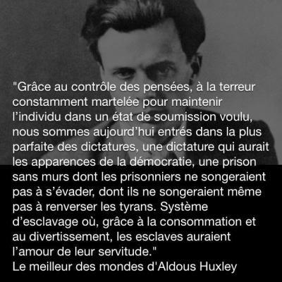 Le meilleur des mondes (Aldous Huxley)