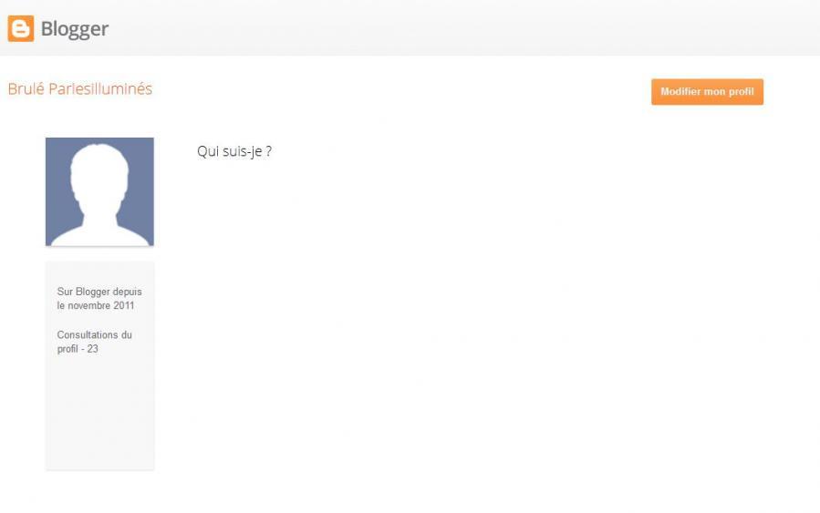 Blogger profil detruit au 030315