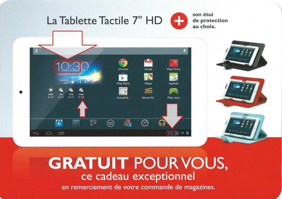 Ce offre tablette 13 13