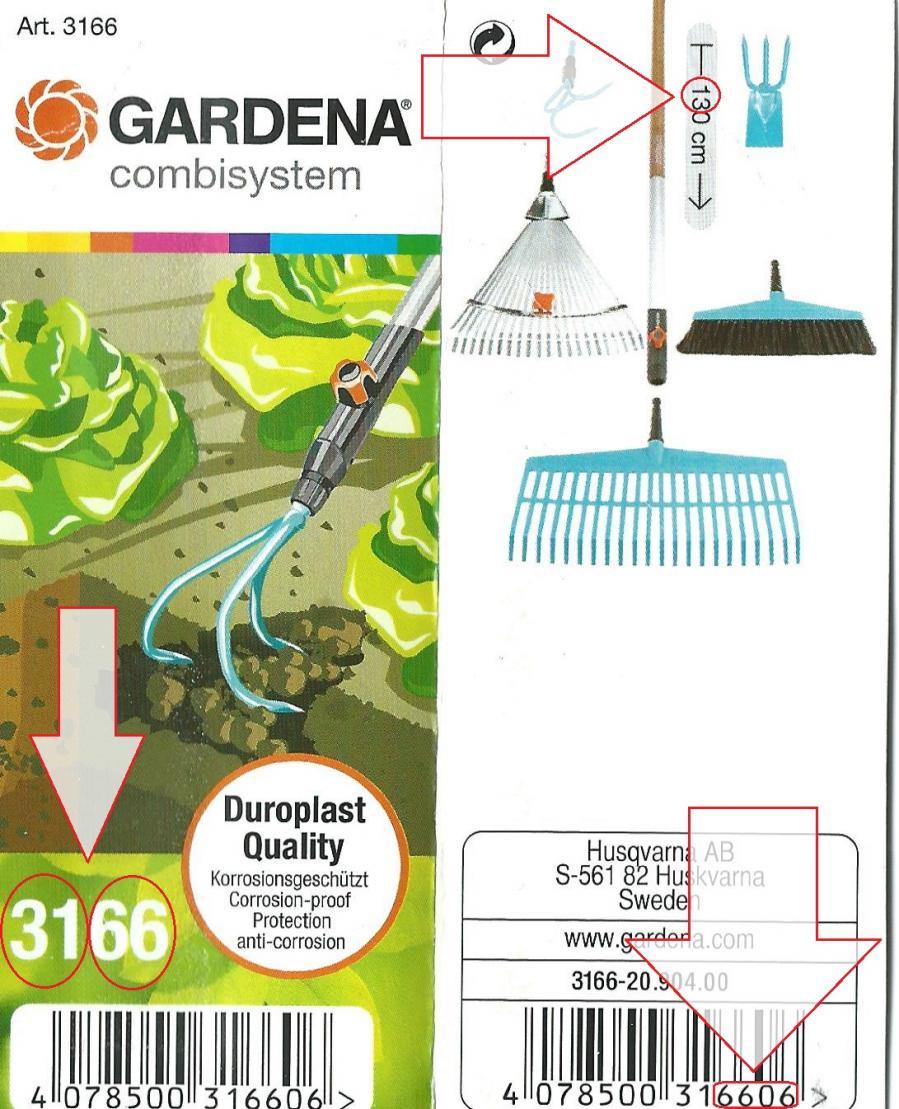 Gardena 13 666