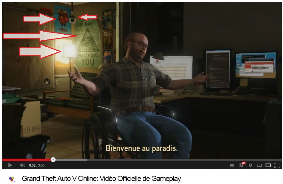 Rockstar Games And Masonic Symbolism Chiliadmystery