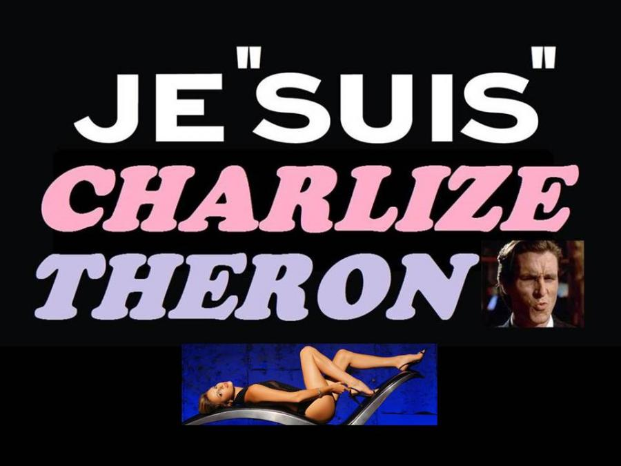 Je suis charlize theron photos2