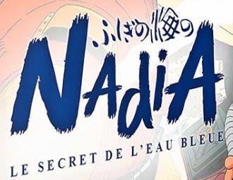 Nadia secret eau bleue coffret dvd lesieur