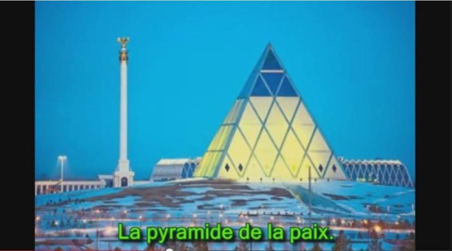 Signe lesieur pyramide de la paix